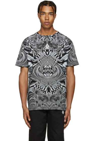 Marcelo Burlon County of Milan - Black Fitz Roy T-Shirt
