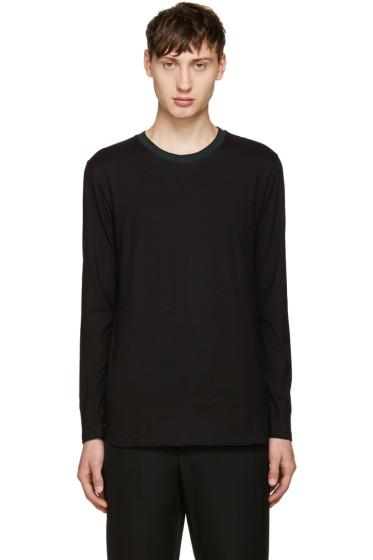 Giuliano Fujiwara - Black Jersey T-Shirt
