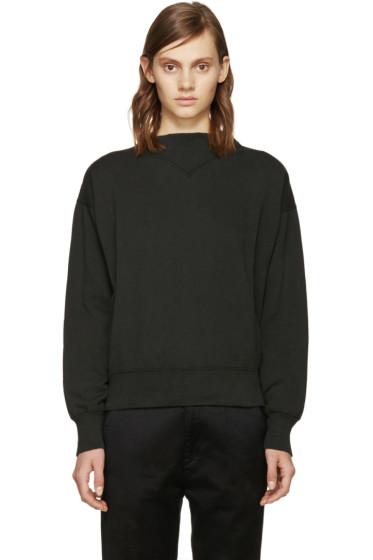 Isabel Marant Etoile - Green Bailee Sweatshirt