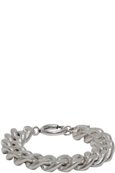 Isabel Marant - Silver Rich Bracelet