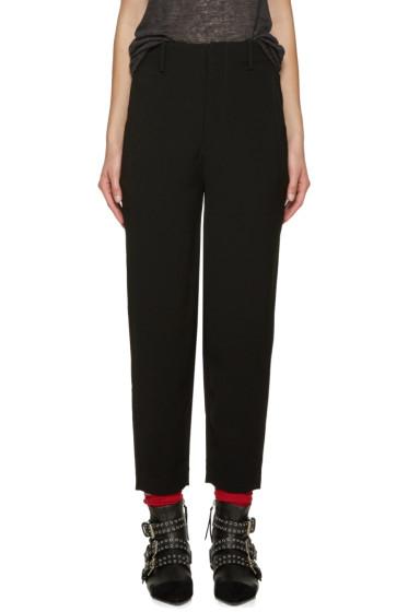 Isabel Marant - Black Armel Trousers