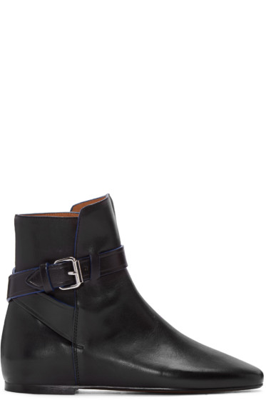 Isabel Marant - Black Robyn Boots