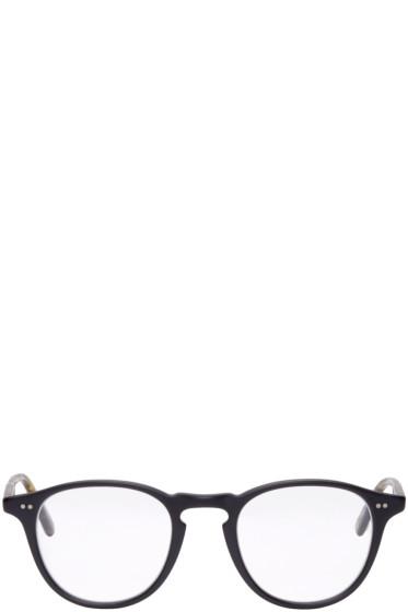 Garrett Leight - Black Hampton Glasses