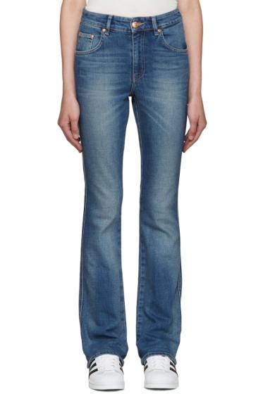 Won Hundred - Blue Zoey Jeans