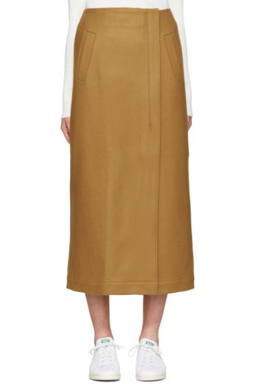 Won Hundred - Tan Harmony 2 Skirt