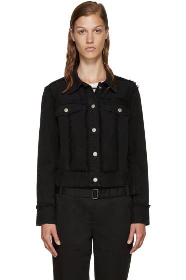 SJYP - Black Denim Jacket