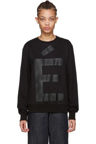 Etudes - Black Etoile Accent Sweatshirt