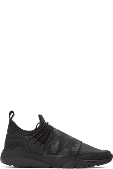 Filling Pieces - Black Runner 3.0 Fuse Sneakers