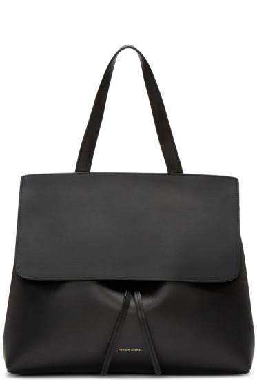 Mansur Gavriel - Black Leather Lady Bag