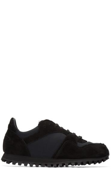 Comme des Garçons Comme des Garçons - Black Spalwart Edition Marathon Trail Sneakers