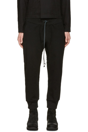 Attachment - Black Sarouel Lounge Pants