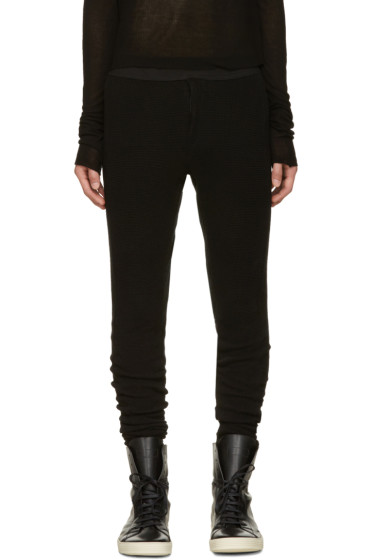 NILøS - Black Sarouel Lounge Pants
