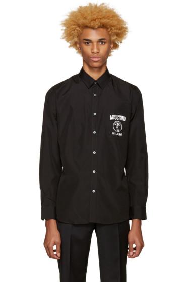 Moschino - Black Logo Shirt