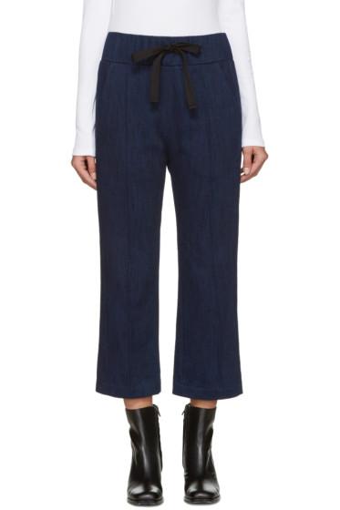 Atea Oceanie - Indigo Denim Lounge Pants