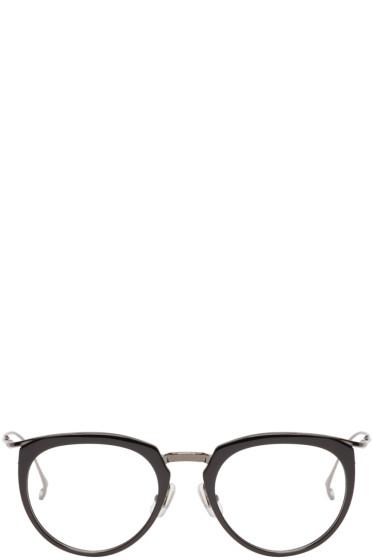 Issey Miyake Men - Black Boston Glasses
