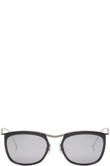 Issey Miyake Men - Black Wellington Sunglasses