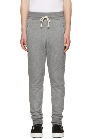 John Elliott - Grey Escobar Sweatpants