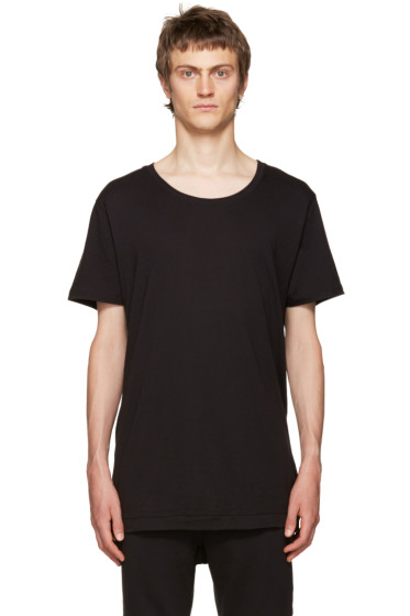 John Elliott - Black Mercer T-Shirt