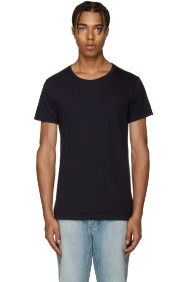 John Elliott - Navy Mercer T-Shirt