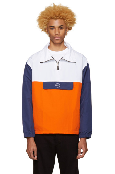 Noon Goons - Tricolor Beach Breaker Jacket