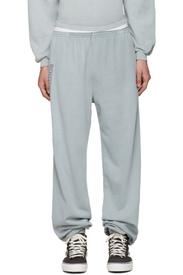 Noon Goons - Grey 'Southern California' Lounge Pants