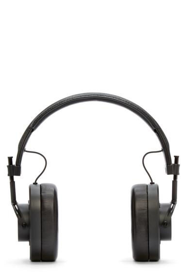 Master & Dynamic - Black MH40 Headphones