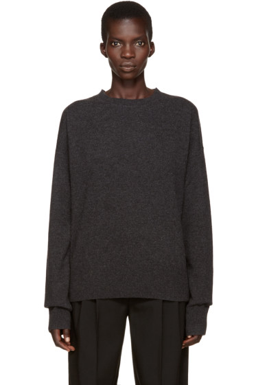 Protagonist - Grey Cashmere 07 Sweater