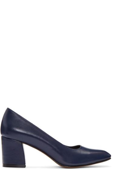 Maryam Nassir Zadeh - Navy Maryam Heels