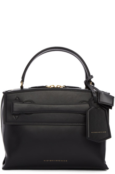 Victoria Beckham - Black Small Picnic Bag