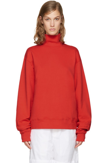 Perks and Mini - Red Activate Pullover
