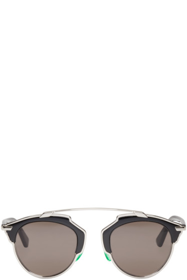 Dior - Black So Real Sunglasses