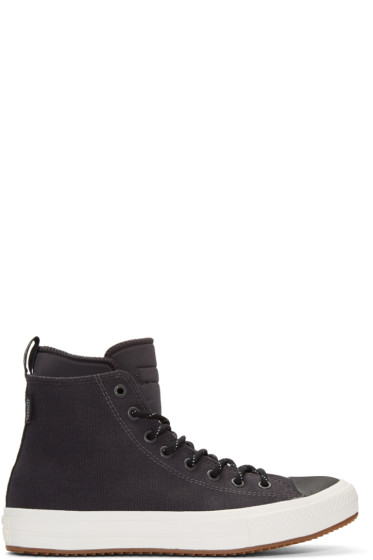 Converse - Black CTAS II High-Top Sneakers