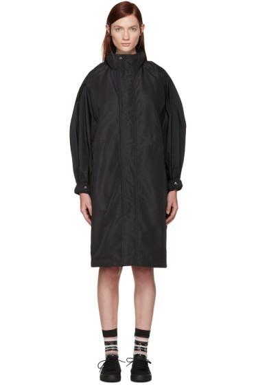 Issey Miyake - Black Halo Coat