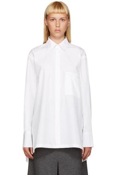Nehera - White Bara Shirt