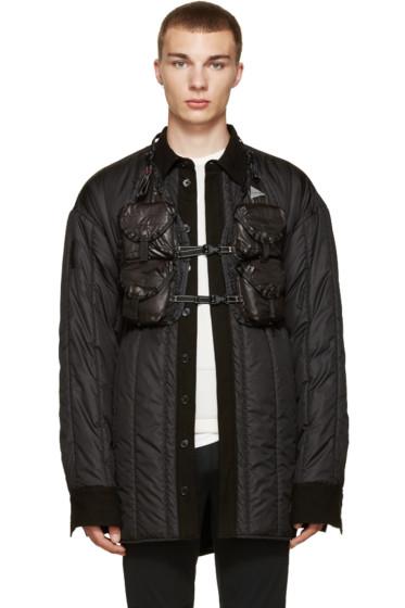 and Wander - Black Backpack Vest