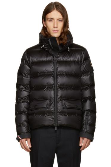 Moncler Grenoble - Black Down Buisses Jacket