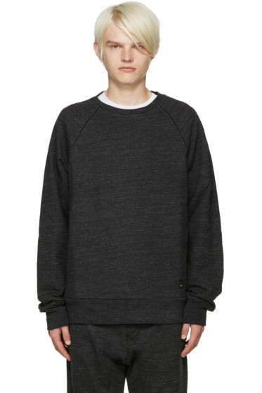 ISAORA - Black Space Pullover