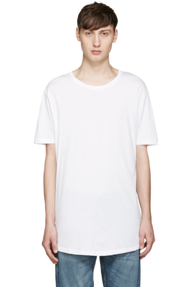 Tiger of Sweden Jeans - White Corey Sol T-Shirt