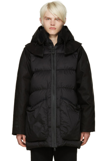 Moncler O - Black Grainville Jacket