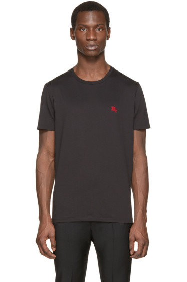 Burberry Brit - Black Logo T-Shirt