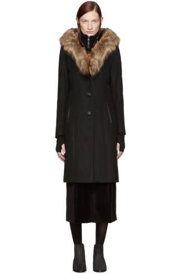 Mackage - Black Mila Coat