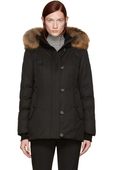 Mackage - Black Down Roze Coat
