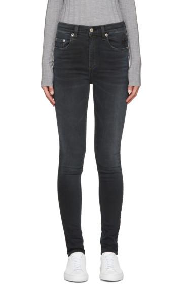 Rag & Bone - Grey Dive Jeans