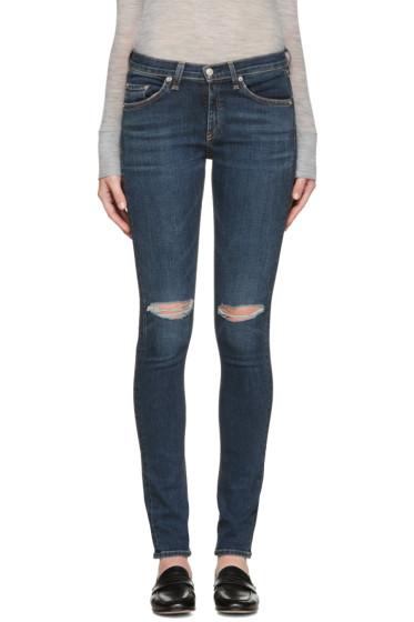 Rag & Bone - Indigo Skinny Jeans