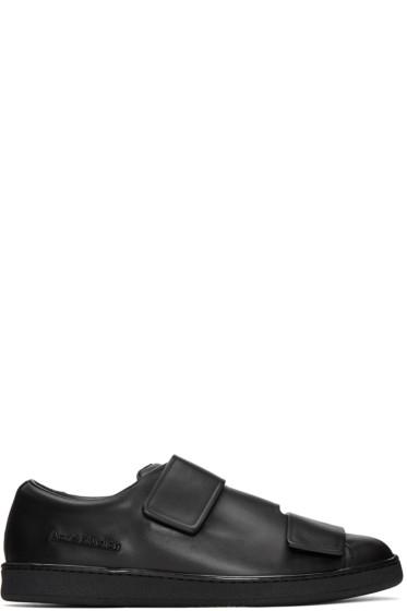 Acne Studios - Black Triple Lo Sneakers