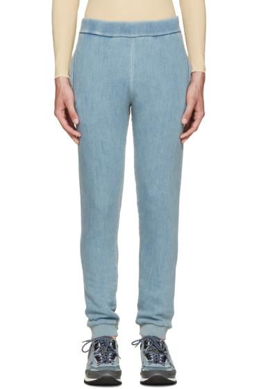 Maison Margiela - Indigo Slim Lounge Pants