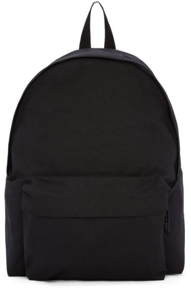 Comme des Garçons - Black Nylon Backpack