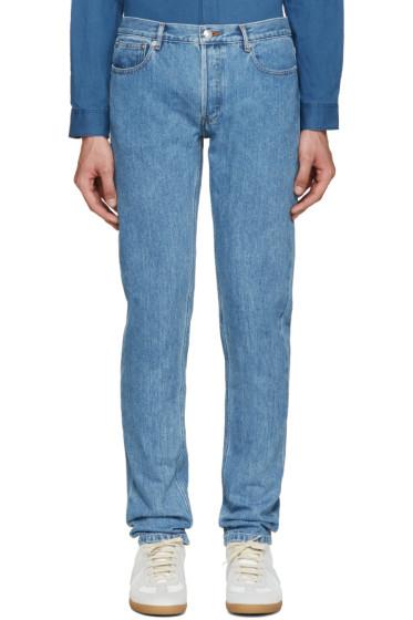 A.P.C. - Blue Petit New Standard Jeans