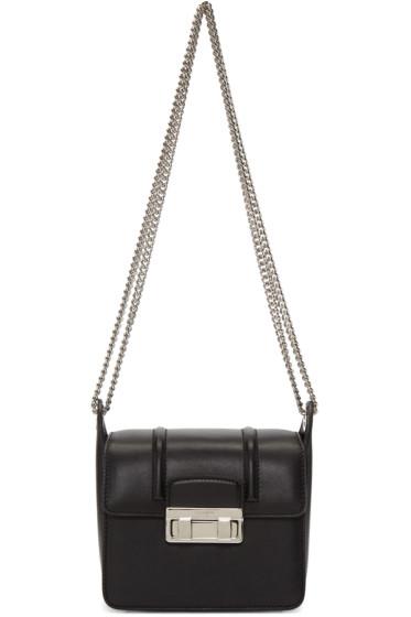 Lanvin - Black Mini Jiji Chain Bag
