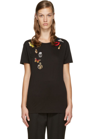 Alexander McQueen - Black Obsession T-Shirt